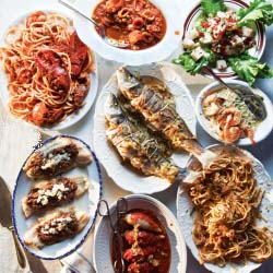 Carlinos Feast of the Seven Fishes